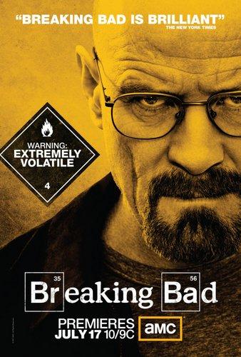 Breaking Bad - Season 4 (2011) Poster HD