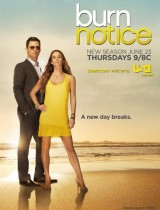Burn Notice 5 season