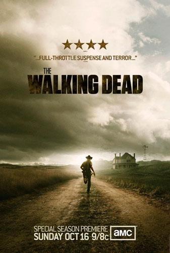 The Walking Dead - Season 2 (2011) Poster HD