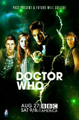 Doctor Who 6 season