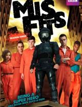 Misfits Season 3 2011