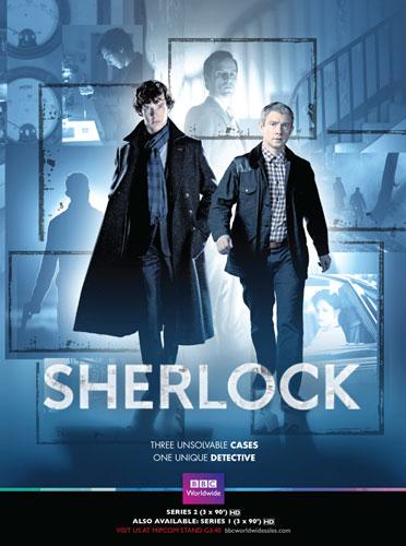 Sherlock - Season 1 (2011) Poster HD