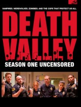 Death Valley MTV season 1 2011 poster
