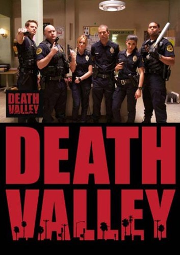 Death Valley season 1 poster
