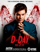 Dexter Showtime poster season 6 2011