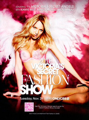 What Channel Is The Victoria S Secret Fashion Show On Directv