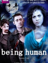 Being Human UK Season 4 2012 poster