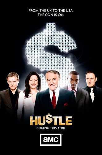 hustle season 8 2012 poster