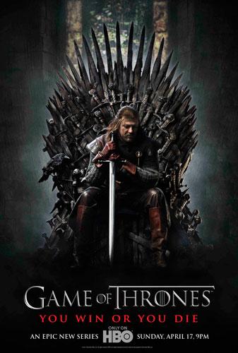 Game of Thrones - Season 1 (2011) Poster HD