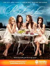 Pretty Little Liars ABC Family poster season 2 2011