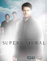 Supernatural CW season 7 poster
