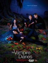 The Vampire Diaries The CW season 3 2012 poster