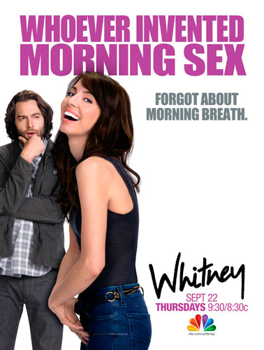 Whitney season 1 poster