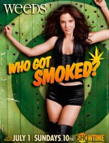 weeds Showtime season 8 2012 poster