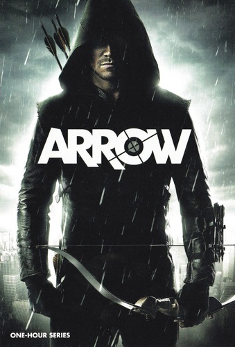 Arrow CW season 1 2012 poster