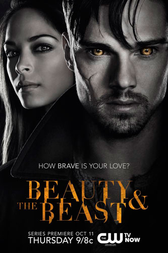 Beauty and the Beast the CW season 1 poster 2012