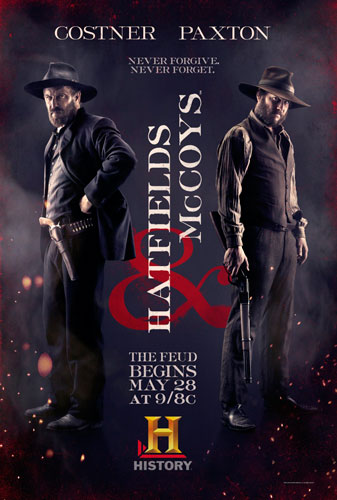 Hatfields and McCoys 2012 poster