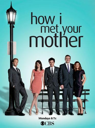 How I Met Your Mother - Season 7 (2011) Poster HD
