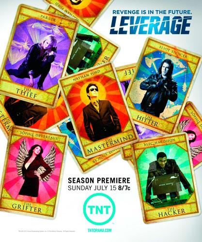 Uczciwy przekr�t / Leverage (2012) {SEZON 5} HDTV.x264 & 720p.HDTV.x264 Napisy PL