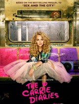the carrie diaries CW season 1 2013 poster