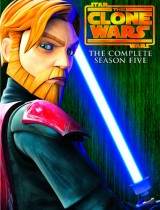 Star Wars toon season 5 2012 poster