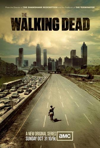 The Walking Dead - Season 1 (2010) Poster HD