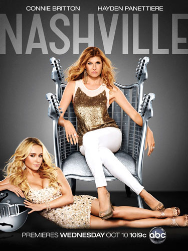 nashville abc 2012 season 1 poster