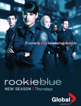 rookie blue ABC season 3 2012 poster