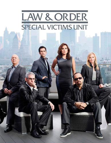 Law & Order SVU NBC season 14 2012