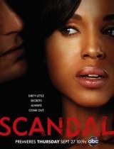 Scandal ABC season 2 poster 2012