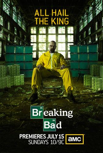Breaking Bad - Season 5 (2012) Poster HD