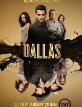 dallas season 2 TNT 2013 poster
