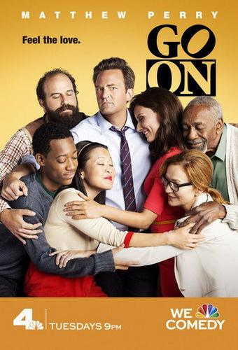 Go On (2012) {SEZON 1} HDTV.XviD & HDTV.x264 & 720p.HDTV.x264 Napisy PL