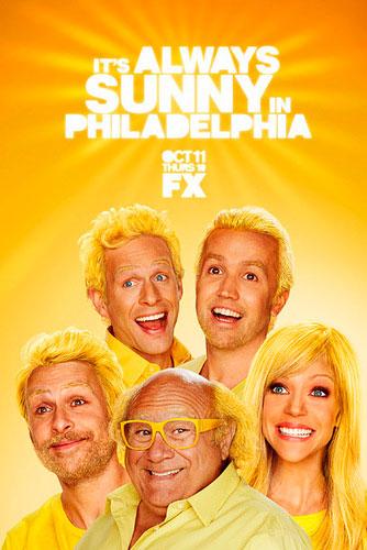U nas w Filadelfii / It's Always Sunny in Philadelphia (2012) {SEZON 8} HDTV.XviD & HDTV.x264 & 720p.HDTV.x264 Napisy PL