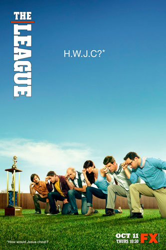 The League  (2012) [Saison 04 Vostfr] [E01 a 13/13] HDTV + HD