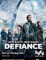 defiance Syfy season 1 2013 poster