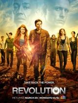 Revolution NBC season 1 2013 poster