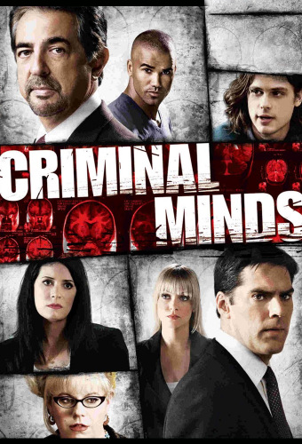 criminal minds CBS season 8 2012 poster