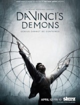 da vincis demons season 1 2013 Starz poster