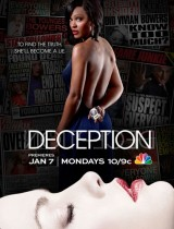 Deception NBC season 1 2013 poster