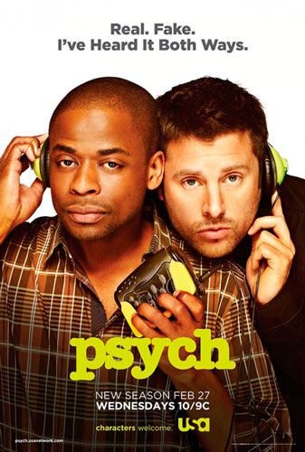 psych USA season 7 2013 poster