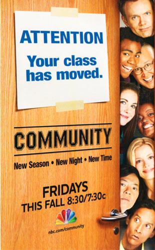 Community season 4 2013