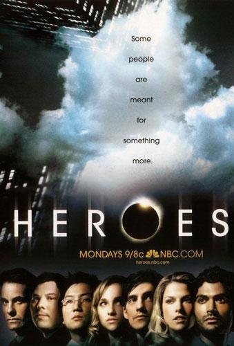 Heroes season 1 2006