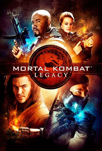 Mortal Kombat Legacy season 1 2011 poster