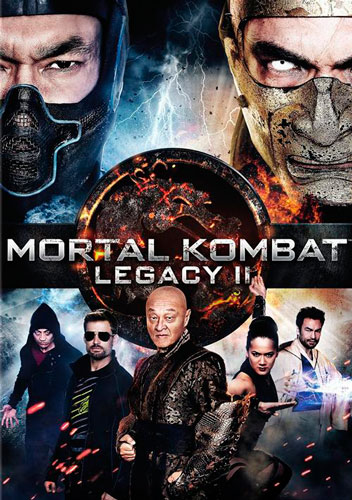 Mortal Kombat Legacy season 2 2013 poster