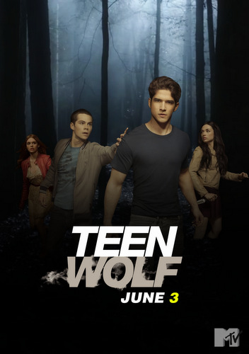 teen wolf poster season 3 2013 poster TV Shows A Z
