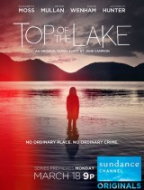 top of the lake Sundance Channel 2013 poster