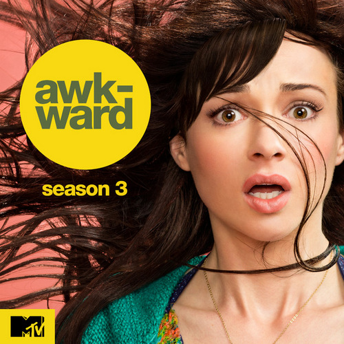 Awkward season 3 2013 MTV poster