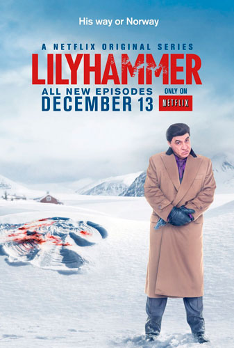 Lilyhammer Netflix season 2 2013 poster