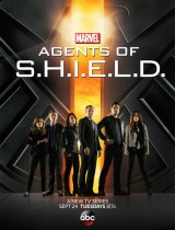 Agents of SHIELD ABC season 1 2013 poster